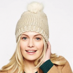 Beanie hat, small face shapes, winter hats