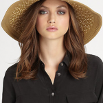 square face, straw hat, winter summer hats