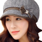 heart shaped face, hats for long faces, winter hats