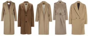 Camel coats 2014