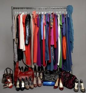 stylish capsule wardrobe